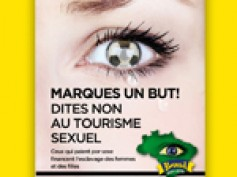 MATERIAL – Campaña para Erradicar el Turismo Sexual y la Explotación Sexual Comercial 2014