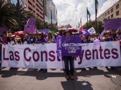 Las mujeres en la Constituyente