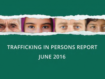 Trafficking in Persons (TIP) Report June 2016